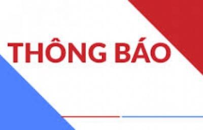 Thông báo mời thầu: Mua Vaccin, ngoài danh mục thuốc đấu thầu tập trung của Bệnh viện Sản Nhi tỉnh Quảng Ngãi năm 2020